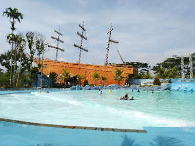 Santa Sea Water Park Sukabumi