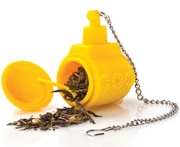 CO9: Yellow Submarine Tea Infuser
