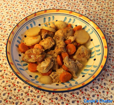 Chicken Thighs Thai Style in the Slow Cooker:  Carole's Chatter