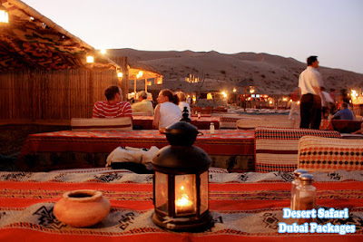 Desert safari dubai packages