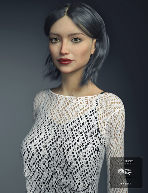 SC Annie for Genesis 8 Female