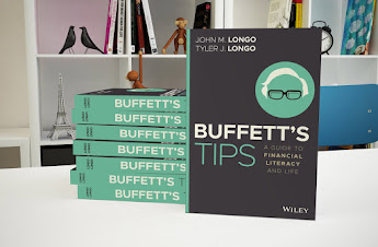 Buffett's Tips: A Guide to Financial Literacy and Life 1st Edition by John M. Longo  (Author), Tyle