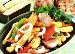 Resep Kumpulan Masakan Sehat dan Bergizi