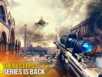 Modern Combat 5: eSports FPS Mod Apk Android