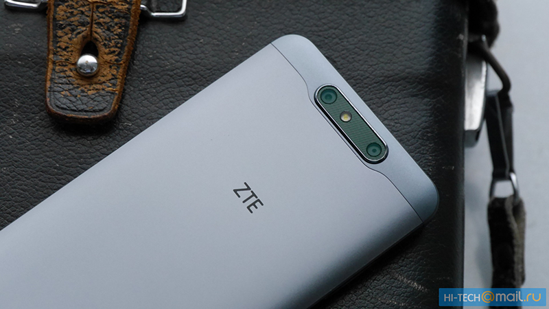 ZTE Blade V8 With Dual Main Cameras And 13 MP Selfie Camera Leaked