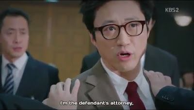 My Lawyer Mr. Jo