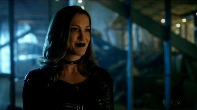 laurel lance the flash