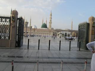 Kota Kaum Muslimin dan Muslimat