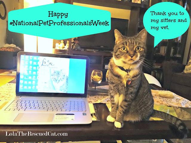 national pet professionals week