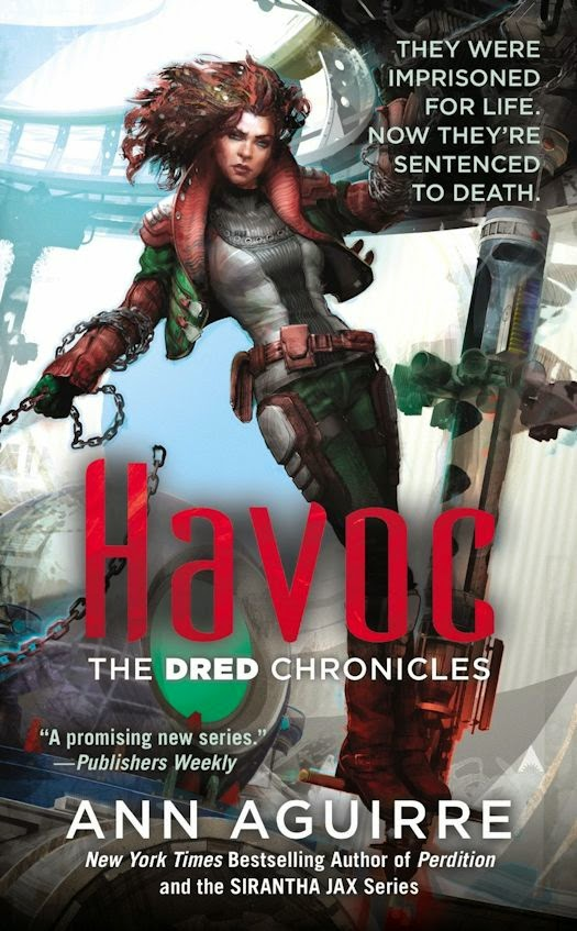 Release Day Review: Havoc by Ann Aguirre