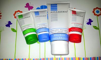 [Sukces jest kobietą] Seria kosmetyków Amaderm