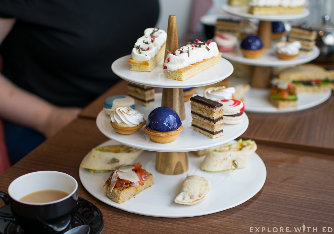 cocorico cardiff afternoon tea
