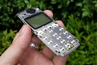 LCD Nokia 8310 Jadul Plus Frame Original Nokia