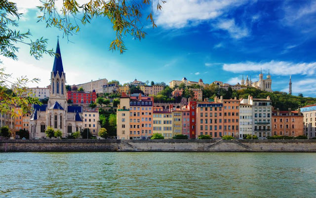 Como ir de Paris à Lyon ou de Lyon à Paris