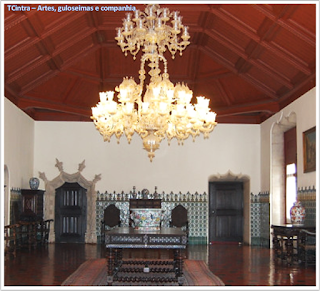 Sala Manuelina; Palácio Nacional de Sintra; Portugal; sem guia; Europa;