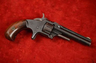 Smith and Wesson Model 1- 3rd Issue