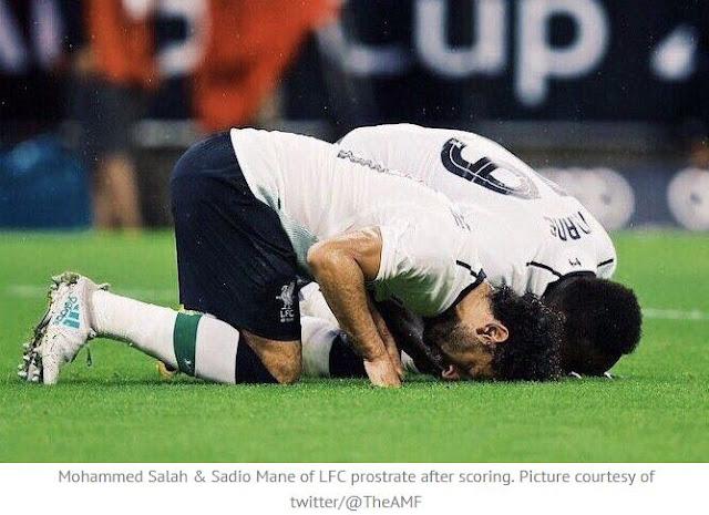 Mohammed Salah & Sadio Mane