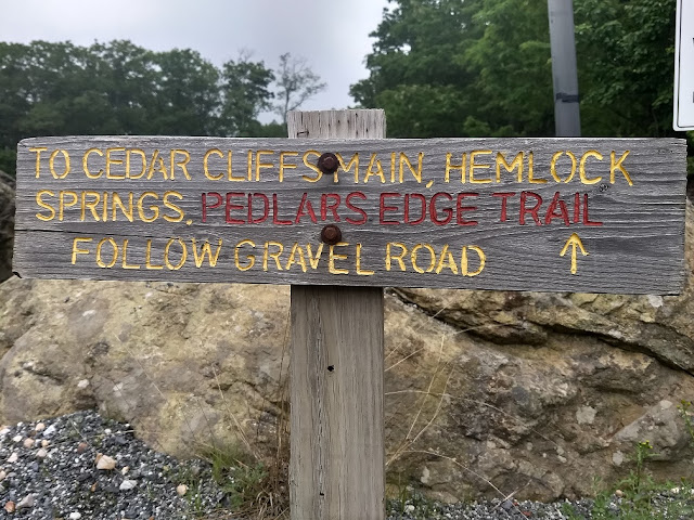 cedar cliffs sign