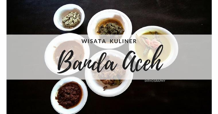 Wisata Kuliner Di Banda Aceh Indonesia Jagungmanis Jalan
