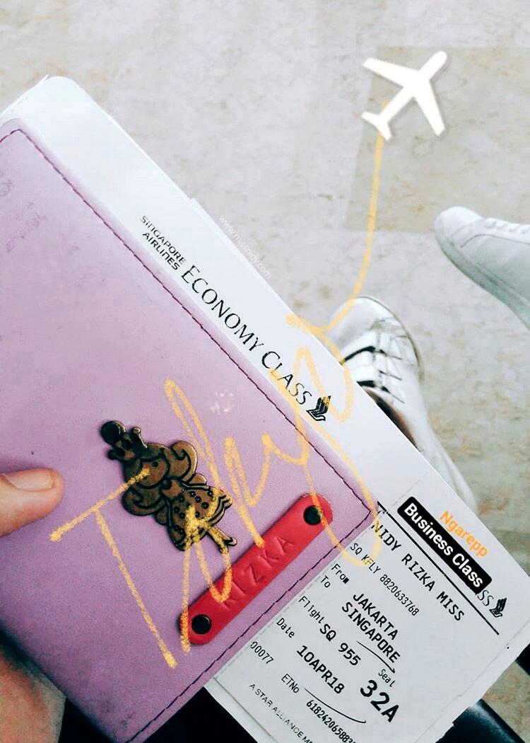pengalaman ke jepang naik singapore airlines
