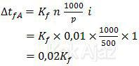 Penurunan titik beku 0,01 mol larutan A nonelektrolit (urea)