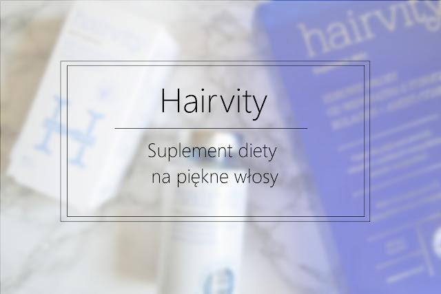 Hairvity - suplement diety na piękne włosy