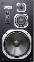 Yamaha NS-500M speaker vintage