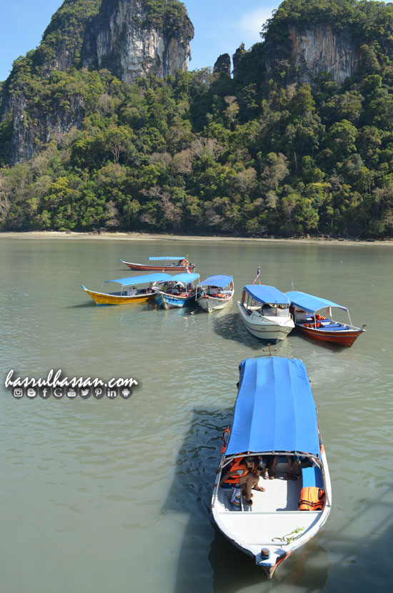 Island Hopping Langkawi Island - Cheap Affordable
