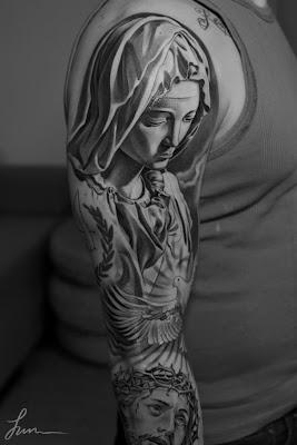 Tattoo Designs tatuajes hiperrealistas