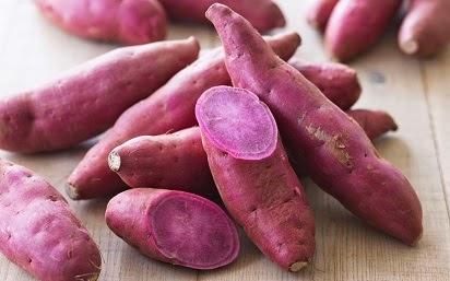 Ubi jalar ungu umumnya dipandang sebagai masakan dari kampung atau kurang pandai 6 Manfaat Ubi Jalar Ungu