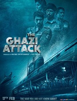 Xem Phim Trận Chiến Dưới Đại Dương - The Ghazi Attack