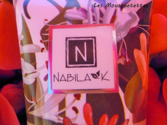 Lotion body Nabil k - Les Mousquetettes©
