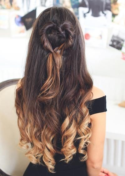Perfect Hairstyles For Valentine's Day