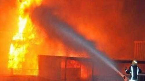 حريق هائل في روسيا قبل «المونديال» ووفاة اكثر من 200 شخص.. فيديو
