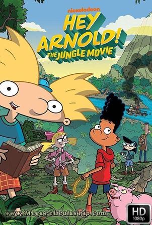 Hey Arnold Una peli en la jungla 1080p Latino