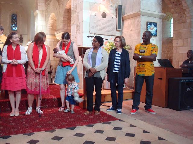 baptême eucharistie confirmation des adultes Sens Yonne