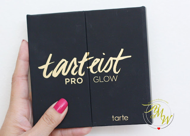 a photo of Tarte Tarteist Review