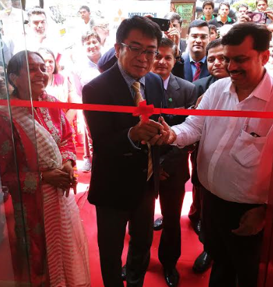 Mitsubishi Electric India inaugurates exclusive MEQ Cooling Planet Showroom in Mumbai
