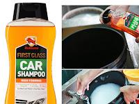 Yuk Gunakan Shampo Mobil Andalan untuk Mencuci Mobil dengan Benar