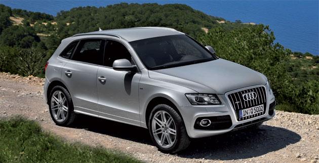 Car New Audi Q5 Hybrid Car Overview