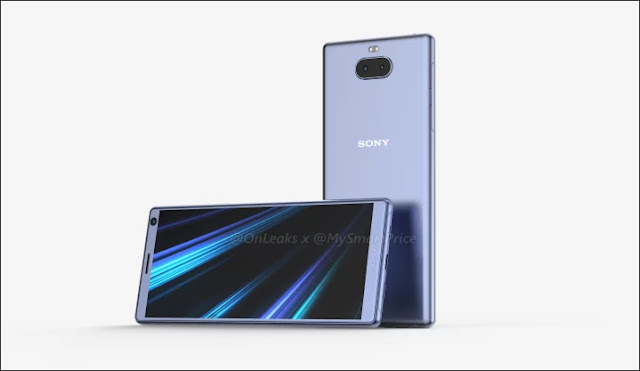 , Menarik, Muncul Render Sony Xperia XA3 dengan Desain Memukau, KingdomTaurusNews.com - Berita Teknologi & Gadget Terupdate