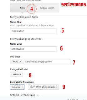 Cara Mendaftar dan Memasang Google Analytics pada Blog