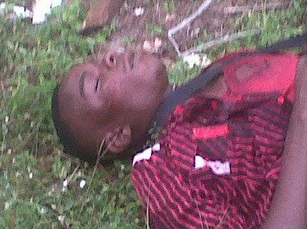 Photos: Undergraduate killed by suspected cultist in Imo