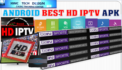 NEW IPTV APK WITH ALL CHANNELS SPORT AND MORE
