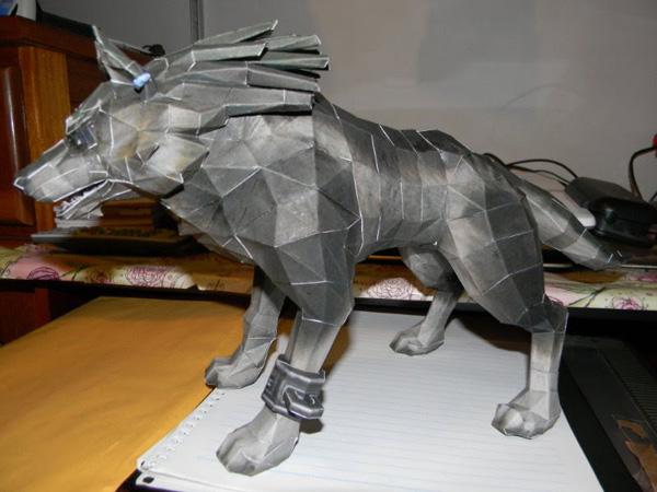 Ninjatoes' papercraft weblog: Tatsuya-Amaterasu built my # ...