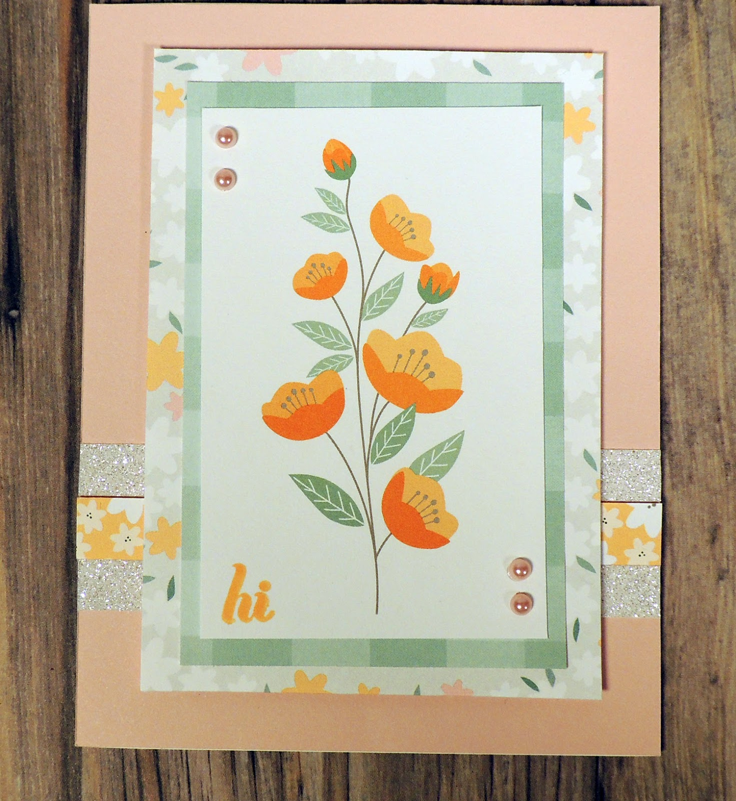 Dots Scrapbooking Using Picture My Life Cards To Make Greeting Cards