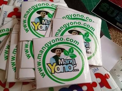 Sticker MANGYONOcom