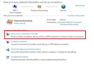 Cara Terbaik Membuat Internet Hotspot WIFI Pada Windows 7