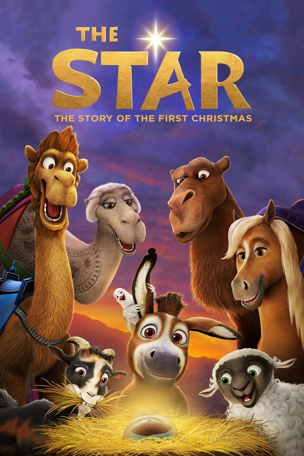 The Star [2017] [DVDR] [NTSC] [CUSTOM BD] [Latino]