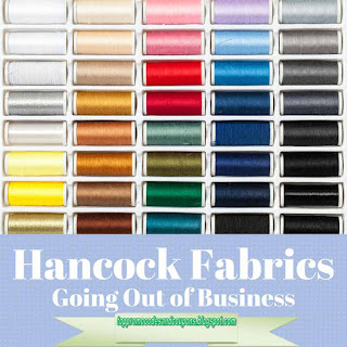 Free Printable Hancock Fabrics Coupons